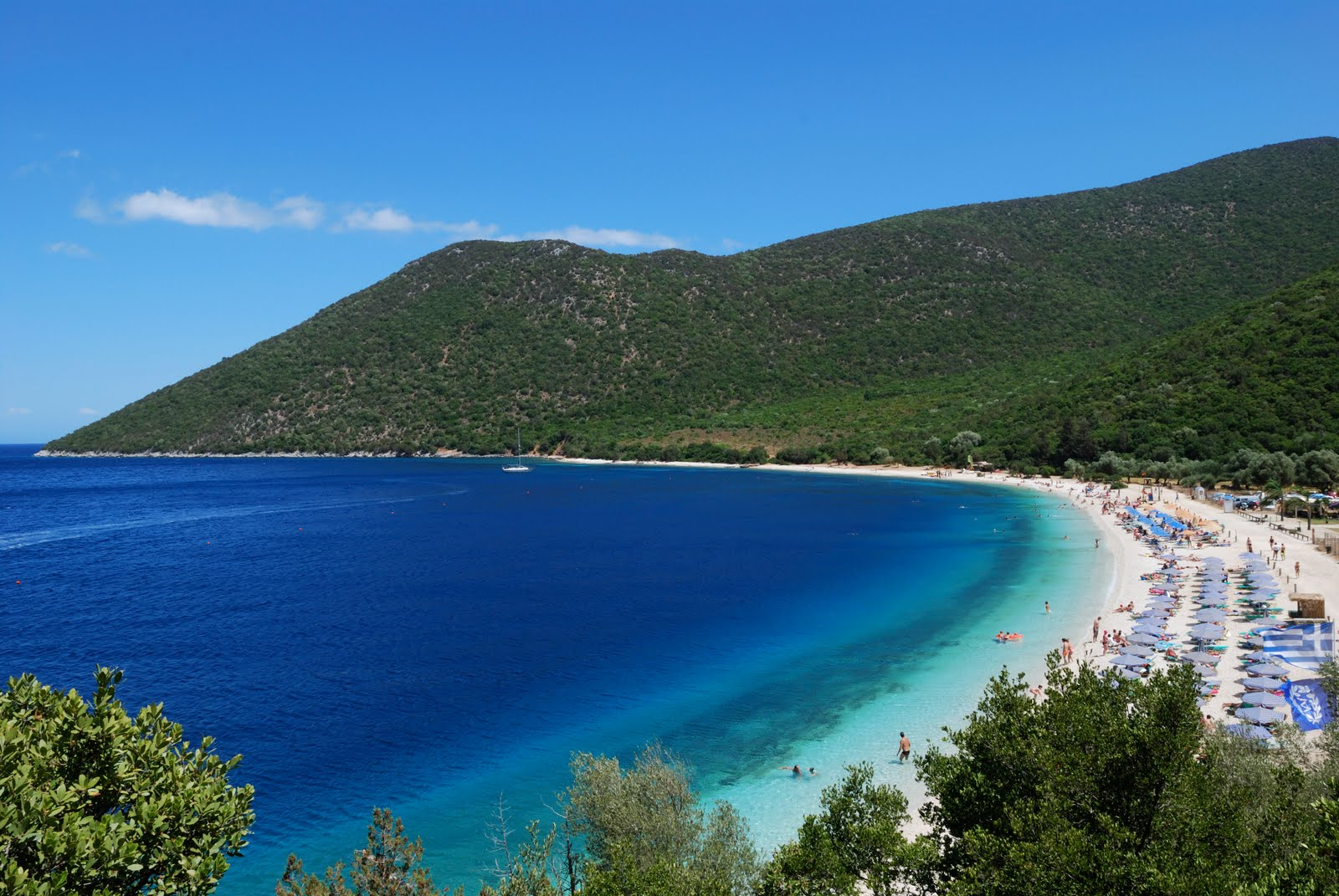 Car Hire Sami Kefalonia