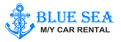 Blue Sea Rental Services - Car Hire in Kefalonia