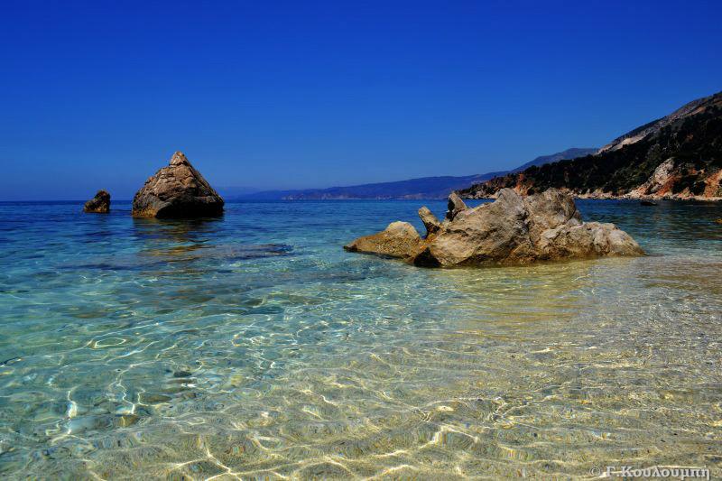 agia-kiriaki-livathos-beach-kefalonia-car-hire